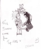 +_Magician_And_A_White_Bunny_+ by darkzizanie