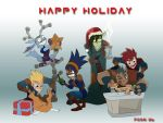 Happy Holiday by skyknightnd