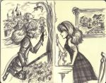 Alice and Alice by triple6punkie