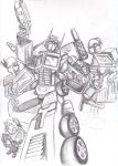 Original Autobots -WIP- by StarWarsGURU