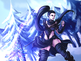 Guild Wars 2 Commission by Superkeen