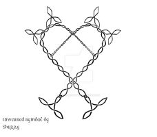 Celtic Knots Unversed Symbol (Kingdom Hearts) by AokitianWolf