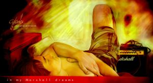 In my Marshall dreams by cylonka