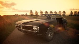 old pontiac by DartP