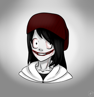 A Beanie to Kill For - Jeff The Killer by HayleyPug