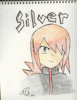 Pokemon Adventures - Silver by SoxPaws