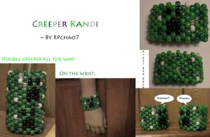 Creeper Kandi by SwireMau5
