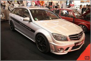 Mercedes wagon by 22photo