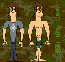 TDI Sam Fullbody by JoyKaiba