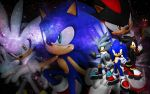 Sonic The Hedgehog 06 - Wallpaper by SonicTheHedgehogBG