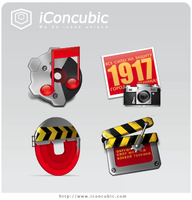 Soviet Patch PNG files version by iconcubic