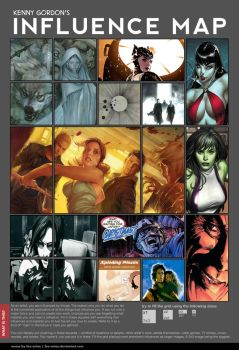 Influence Map by KennyGordon