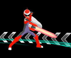 [MMD] Protoman.exe v 1.2 + DL by pokemew12