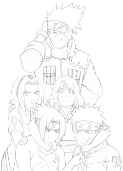 Team 7 Commission by ZefiMankai