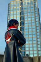 TTGL - Rooftop Contemplation by Argnarock