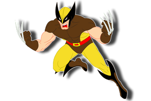 wolverine brown by AlanSchell
