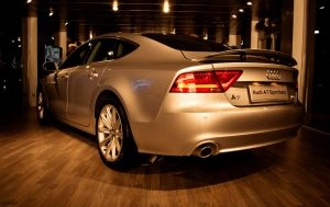 Audi A7 Sportback by Estranged89