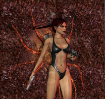 Doppelganger by tombraider4ever