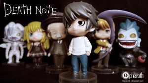 Death Note by Opheroth