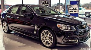 Chevrolet SS by JDM4CHRIST