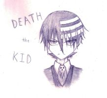 Death the Kid by eeveelover893