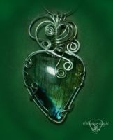 The Mad Hatter's Heart by stardarknight