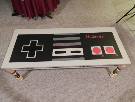 Nintendo Controller Table 2 by x3KHloverx3