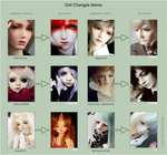 Doll Changes Meme by Darwem0
