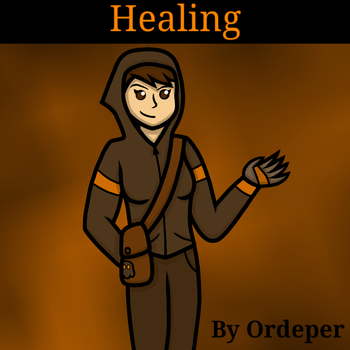 Pride: Healing by Ordeper