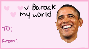 *obama* by qoaties