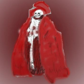 The Masque of the Red Death by  Edgar Allan Poe by Cerebus92