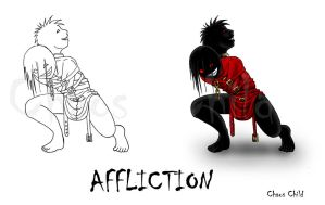 WOF Concept art - Affliction by Chaos--Child