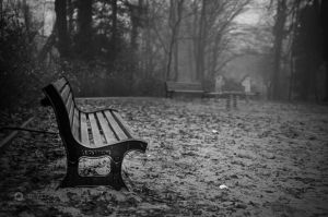 Lonely park by DiY171