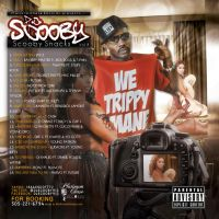 Mixtape Cover: D.J. Scooby: Vol. by MadSDesignz