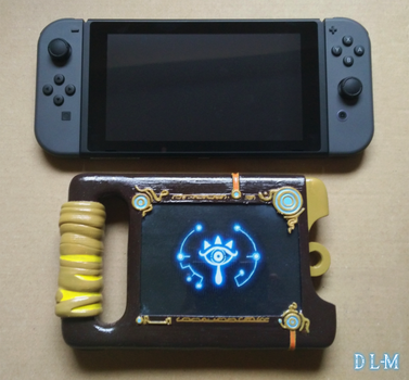Sheikah Switch size comparison by emanon01