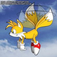 EC: Tails preview by angus