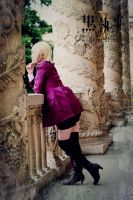 Alois Trancy by sunen2004