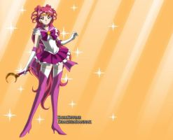 Sailor Moon Dress Up Game by Zanowin