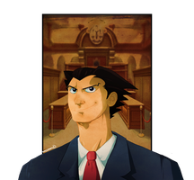 Mighty Attorney by Raccoon5
