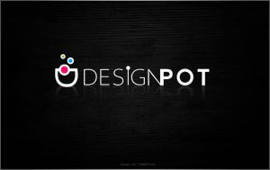 New Design POT LOGO by DesignPot