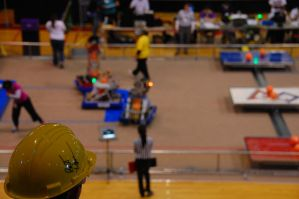 Robotics Competition by adamsk8