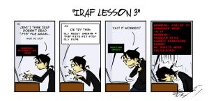"""The 233"" - IRAF Lesson 3 by NK-C"