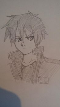 Kirito by FactionFighter