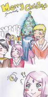 Naruhina_ Merry Christmas Mini Doujin by SoraTsukushi