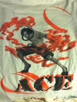 My Ace Shirt!!! ^w^ by damnedwithwolves