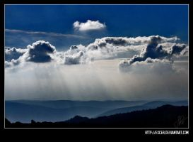 Clouds by eXcer
