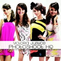 Victoria Justice Pack #O1 by Teeffy