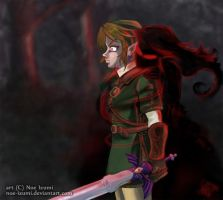 LoZ- Submit to me... by Noe-Izumi