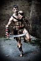 Gladiator Spirit - Spartacus Original Cosplay Leon by LeonChiroCosplayArt