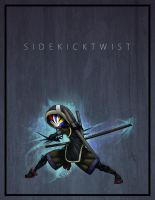 Sidekick Twist by Tongman